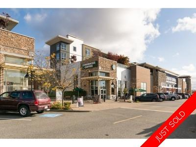South Surrey - White Rock Upper Condo Unit for sale: Morgan Crossing 2 bedroom 834 sq.ft. (Listed 2018-06-19)