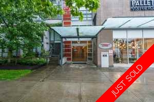 Kitsilano Condo for sale:  2 bedroom 890 sq.ft. (Listed 2017-07-12)