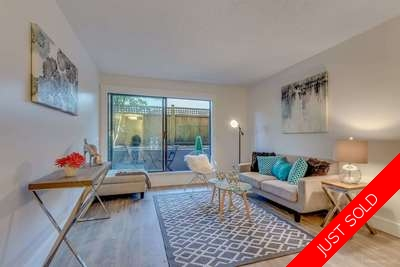 Kitsilano Condo for sale:  2 bedroom 751 sq.ft. (Listed 2017-10-27)