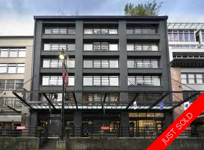Yaletown Condo for sale:  2 bedroom 1,180 sq.ft. (Listed 2018-03-22)