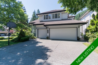 Westwood Plateau Family Home Corner Lot for sale:  5 bedroom 4,228 sq.ft. (Listed 2018-06-21)