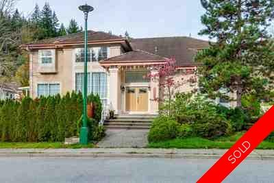 Westwood Plateau House for sale:  5 bedroom 4,228 sq.ft. (Listed 2015-12-02)