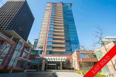 Coal Harbour Condo for sale:  2 bedroom 2,240 sq.ft. (Listed 2017-04-12)