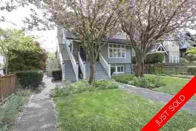 Kitsilano Townhouse for sale:  3 bedroom 1,049 sq.ft. (Listed 2019-05-30)